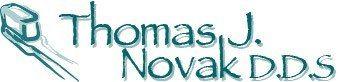 Thomas J. Novak, DDS logo