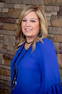 Head shot of treatment coordinator Kim